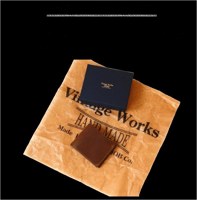 Vintage Works ヴィンテージワークス クロムエクセルウォレット