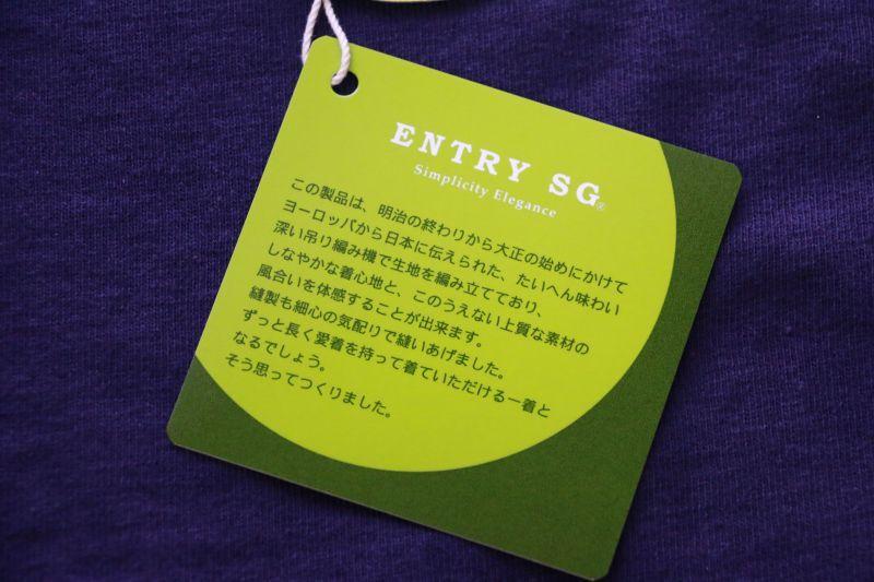 エントリーSG ENTRY SG PUEBLO ロングスリーブTee