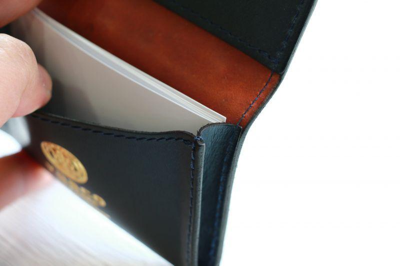 vasco ヴァスコ LEATHER VOYAGE CARD CASE レザーボヤージュカードケース