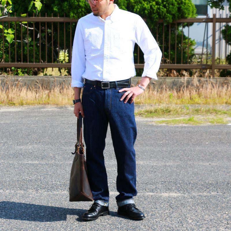 ワーカーズ【WORKERS】 Lot 802 Slim Tapered Jeans スリムテーパードジーンズ