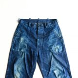 Aging sample   TCB jeans  SEAMENS TROUSERS