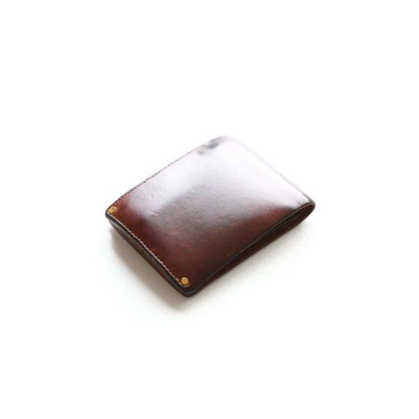 画像1:  Aging sample   Vintage Works  Leather Wallet  OIL.NAT