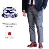 BARNSTORMER  バーンストーマー T/C dress chinos  T/Cドレスチノ グレイ