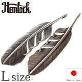 hemlock  ヘムロック  Feather Top L  フェザートップ L