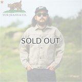 【8〜9月入荷予定】 TCB jeans  TCBジーンズ  Two Cat's Blouse Logwood Brown  ブラウス ログウッドブラウン