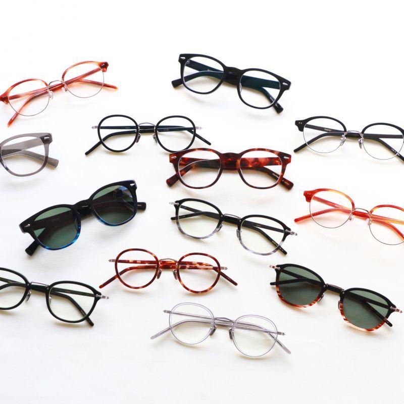 セルロイド眼鏡 kearny カーニー