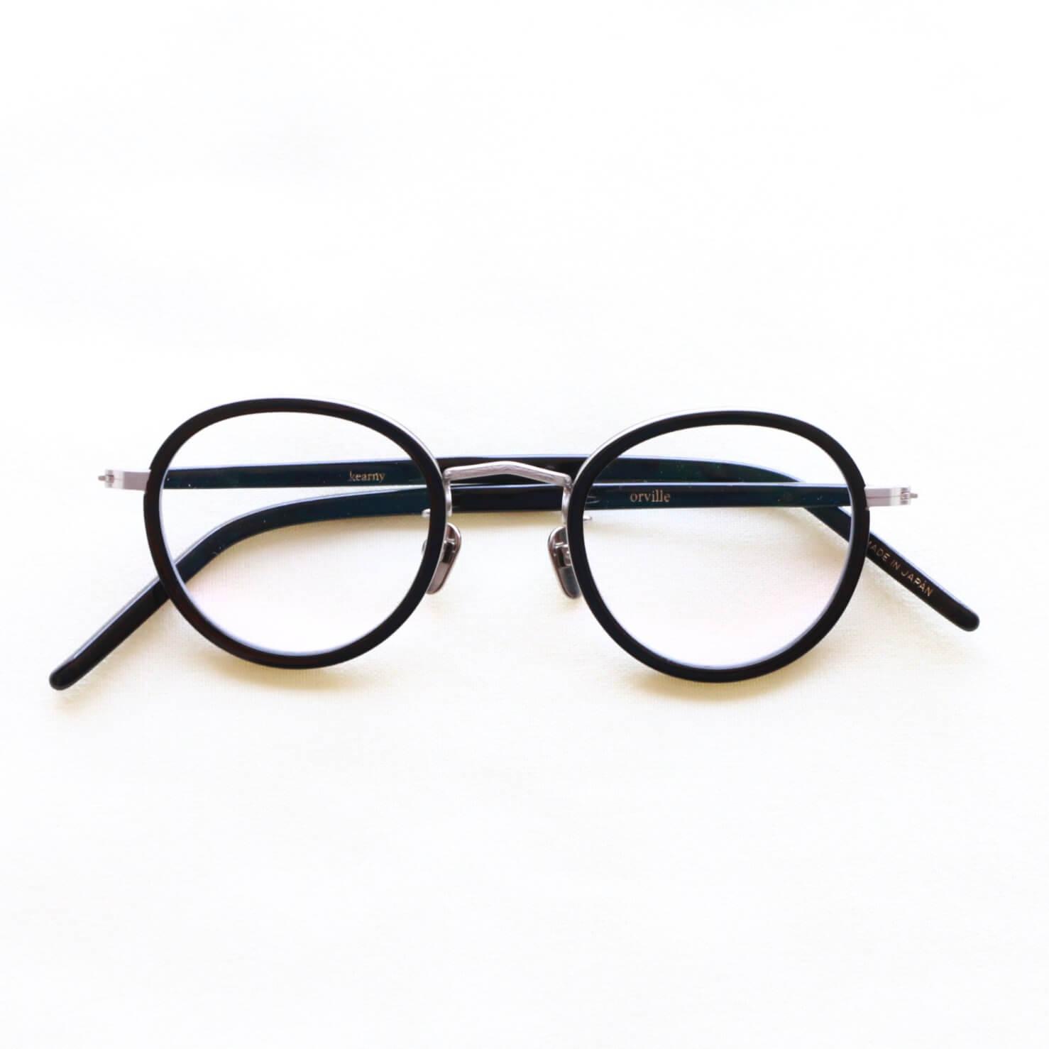 セルロイド眼鏡 kearny カーニー orvile オービル