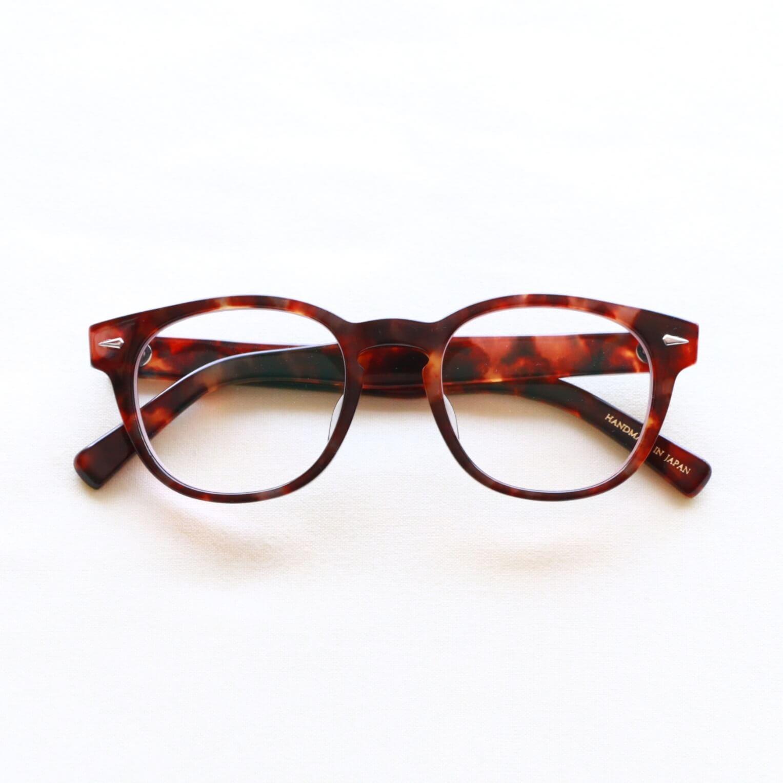 セルロイド眼鏡 kearny カーニー wellington ウェリントン