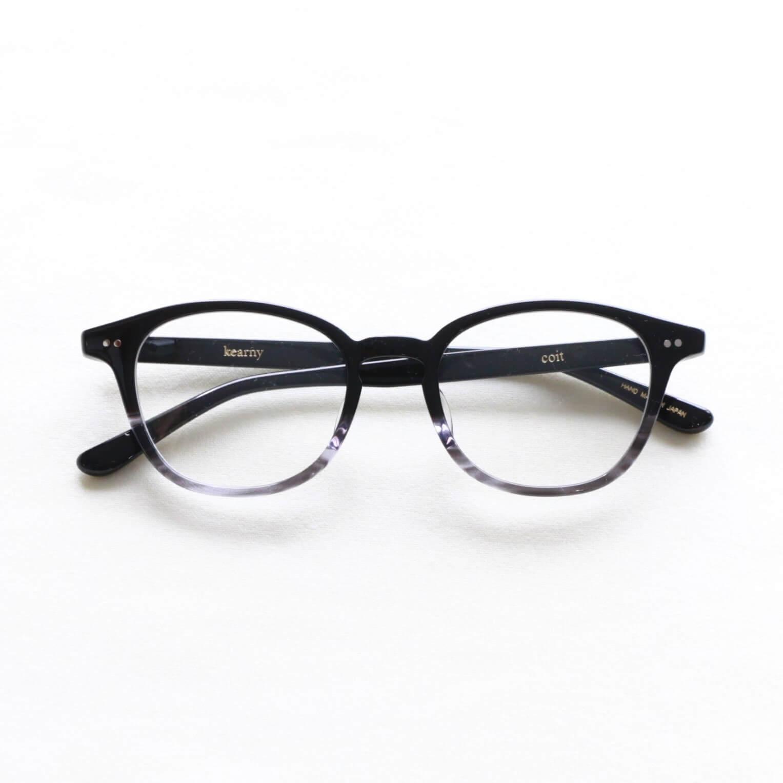 セルロイド眼鏡 kearny カーニー coit コイト