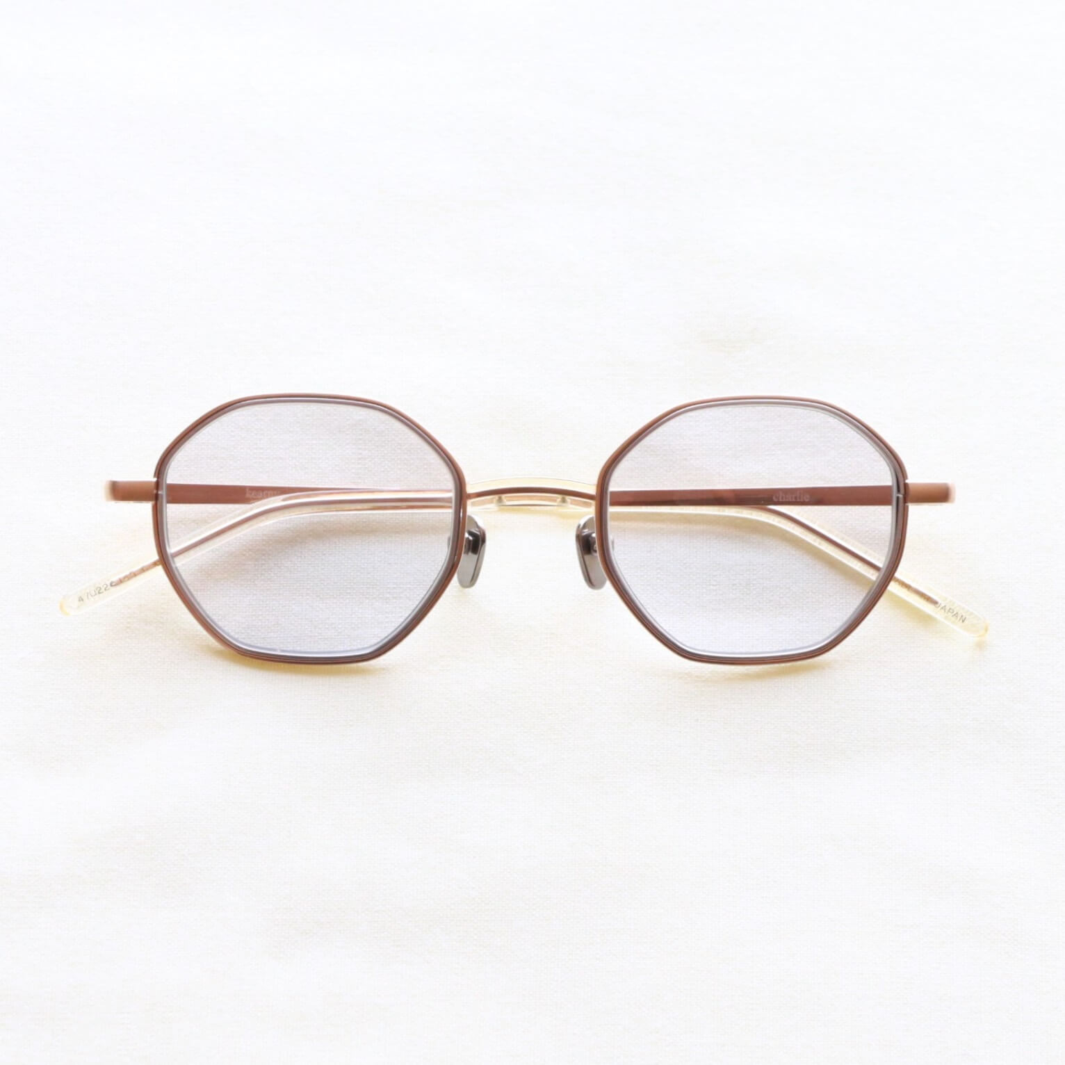 セルロイド眼鏡 kearny カーニー chiarlie チャーリー