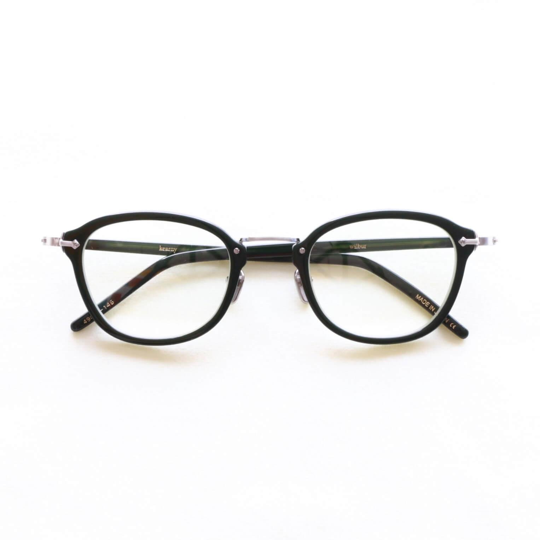 セルロイド眼鏡 kearny カーニー wilbur ウィルバー