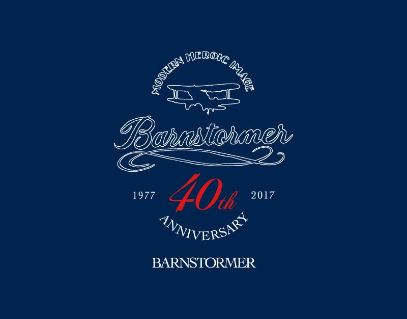 バーンズストーマ― Barnstormer スラックス仕立てのチノパン