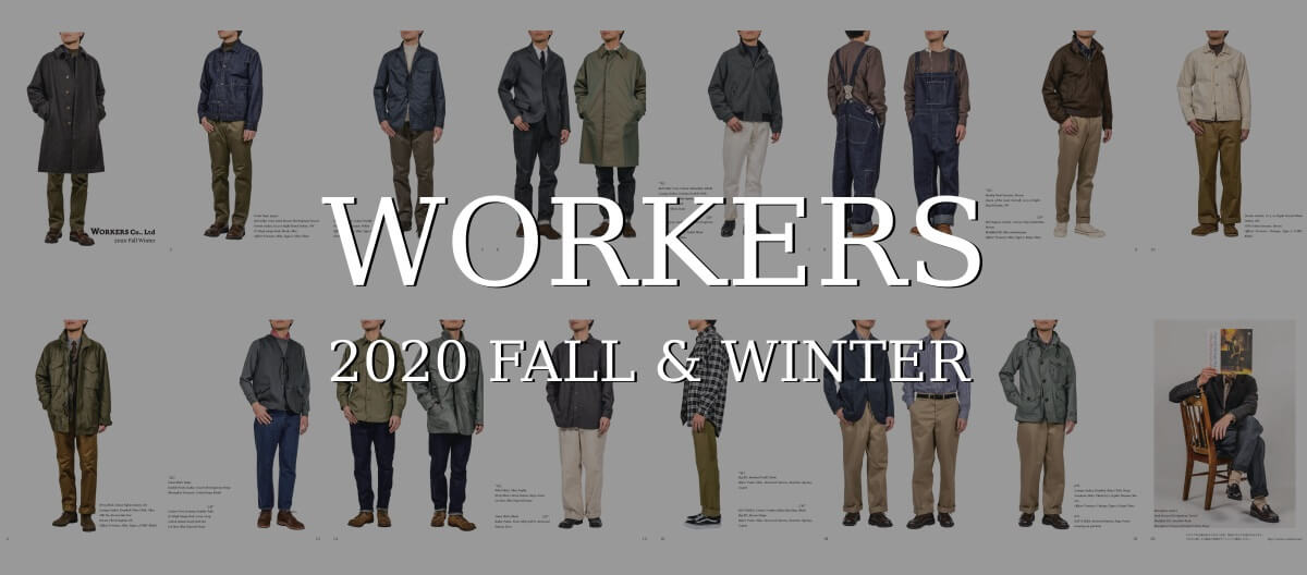 WORKERS 2020fw