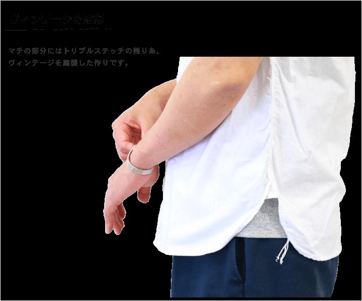 FOBファくトリー ハーフスリーブオックスワークシャツ F3269