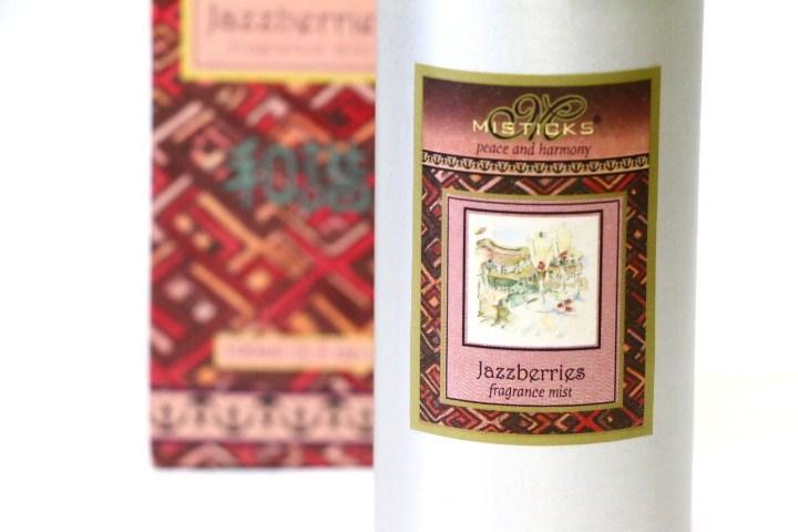 ミスティックス MISTICKS Jazzberries フレグランスミスト