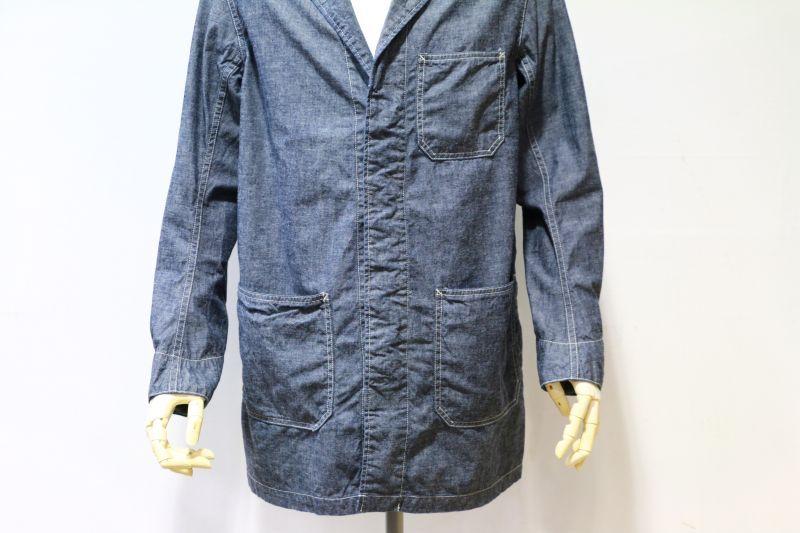 ワーカーズ WORKERS Shop Coat, 8 Oz Chambray ショップコート 8オンスシャンブレー