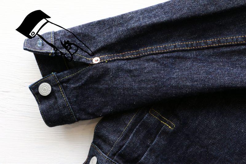 TCB jeans TCBジーンズ 50`s JeanJacket デニムジャケット 2nd