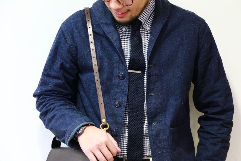SONTAKU ソンタク Oxford gingham check b.d shirt オックスフォードギンガムチェックボタンダウンシャツ