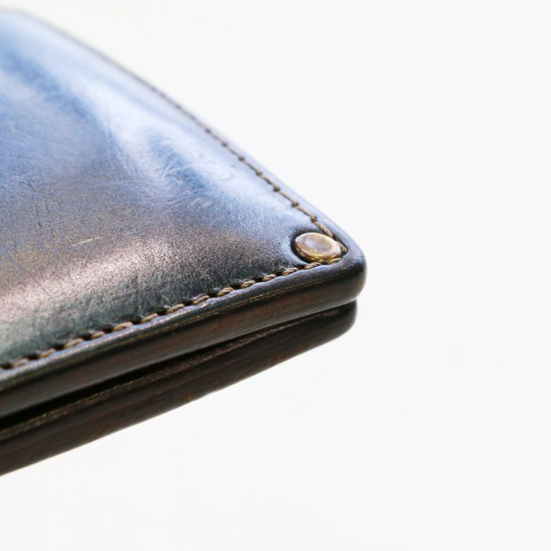 Vintage Works ヴィンテージワークス Leather Wallet クロムエクセルウォレット ブラック VWSW-09