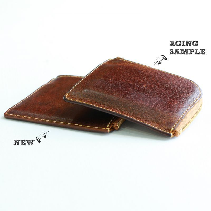 Vintage Works ヴィンテージワークス Leather Wallet アメリカンレザーL字型レザーウォレット