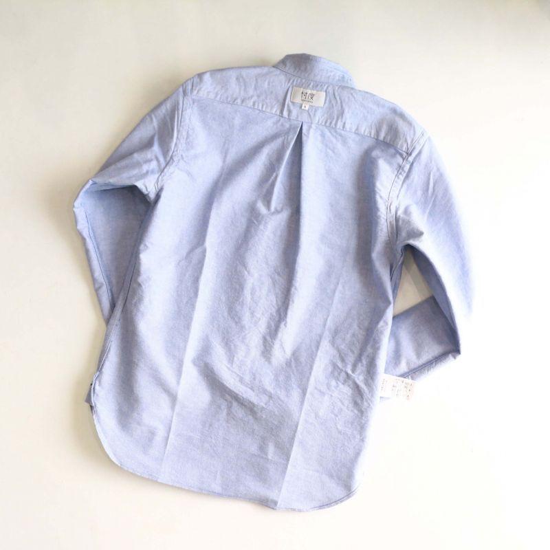 ソンタク SONTAKU Oxford b.d shirt オックスフォードボタンダウンシャツ