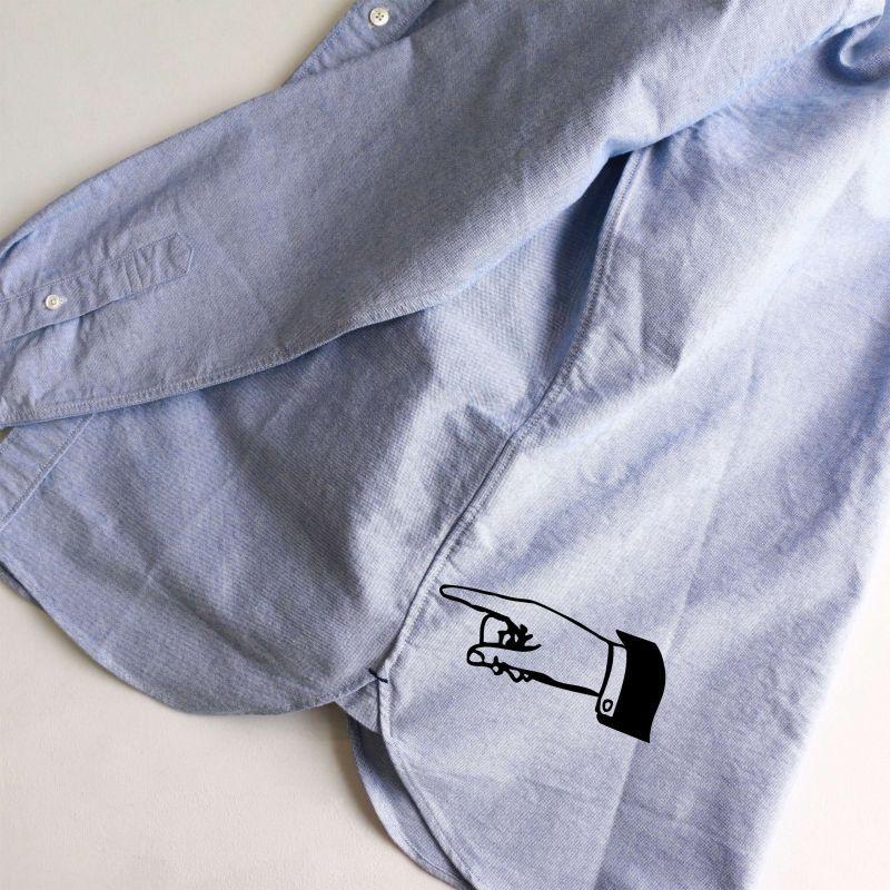 ソンタク SONTAKU Oxford b.d shirt オックスフォードボタンダウンシャツ.