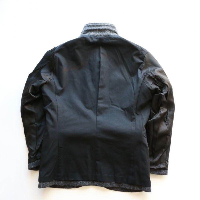 WORKERS ワーカーズ Creole Jacket Wool Pattern Tweed クレオールジャケット ウールツイード