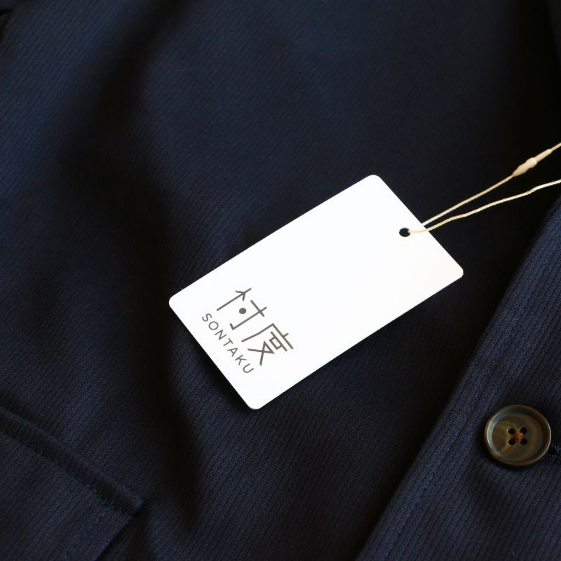 SONTAKU ソンタク VINTAGE PIQUE JACKET ヴィンテージピケジャケット