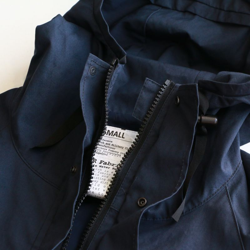 WORKERS ワーカーズ ECWCS Mod DWR Cotton, navy ECWCSパーカー