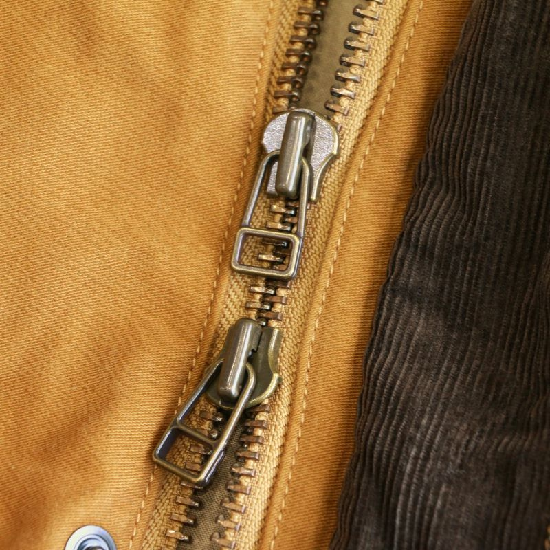FOB FACTORY エフオービーファクトリー RIDING JACKET ライディングジャケット ベージュ F2361