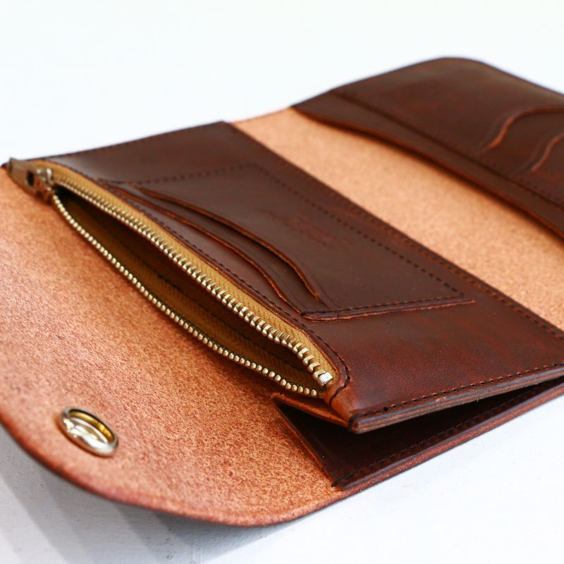 Vintage Works ヴィンテージワークス Leather Wallet ロングウォレット