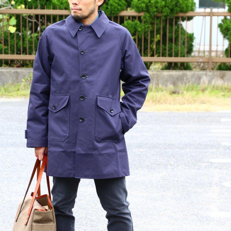 WORKERS ワーカーズ Single T-Coat Heavy Ventile シングル Tコート ベンタイル