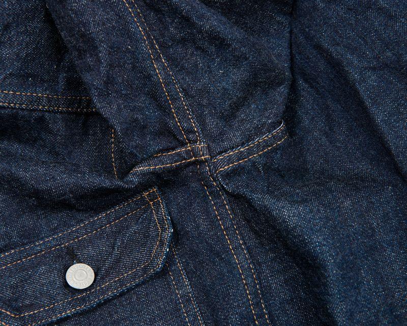 WORKERS ワーカーズ 1st Type Jacket, White Denim ホワイトデニムジャケット
