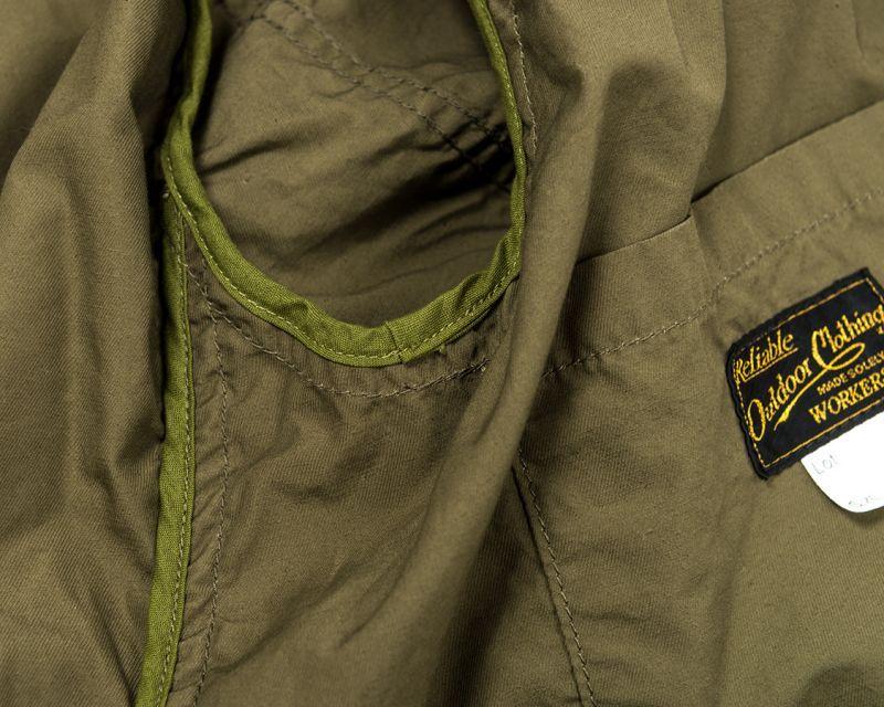 【2月入荷予定】 WORKERS ワーカーズ Lt Cruiser Jacket, Beige CL Twill ライトクルーザージャケット ベージュ