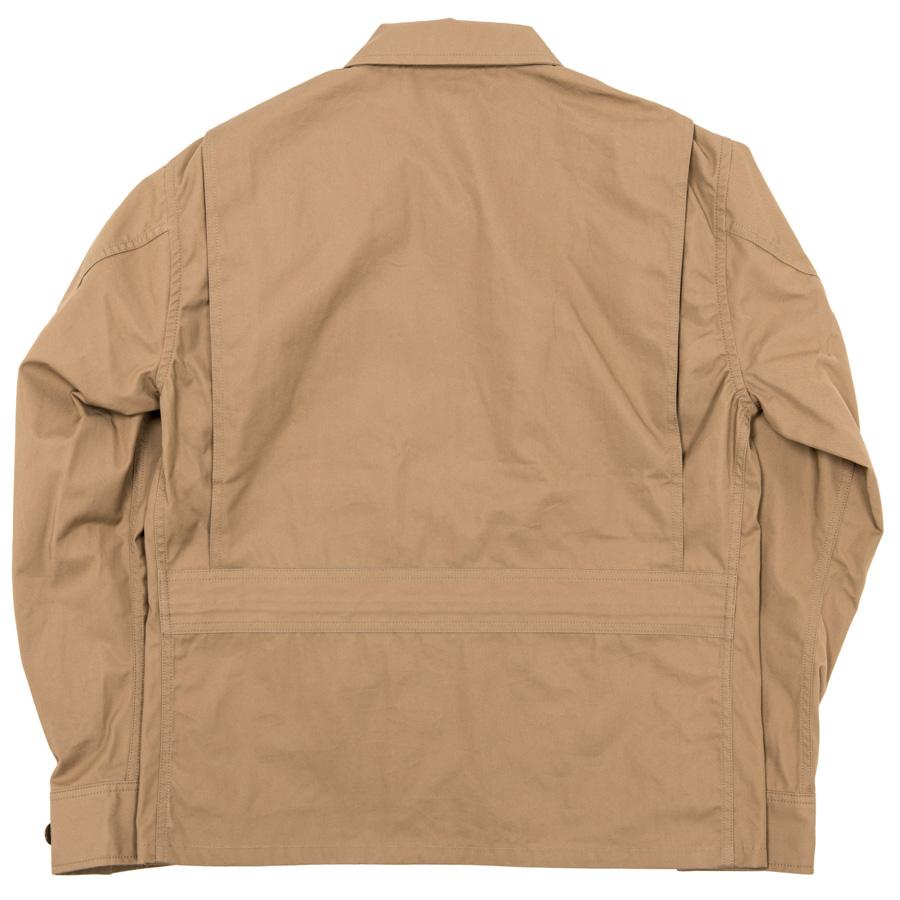 【3月入荷予定】 WORKERS ワーカーズ Summer Flight Jacket, Beige 6 oz Twill サマーフライトジャケット ベージュツイル