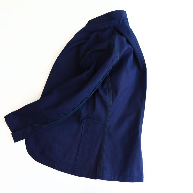 WORKERS ワーカーズ Lt Creole Jacket, Indigo Chambray ライトクレオールジャケット インディゴシャンブレー