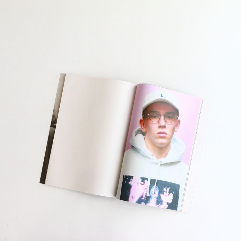 kearny カーニー 46 PORTRAITS KEARNY 2015-2017 BEAVALLEY BOOKS First Edition 2017 ポートレートブック
