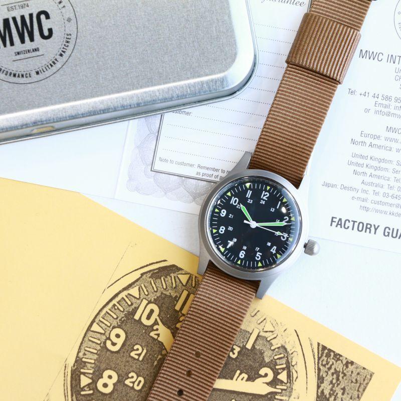 MWC Classic Range Mechanical Watch ミリタリーウォッチ 1960's ベトナム戦争モデル
