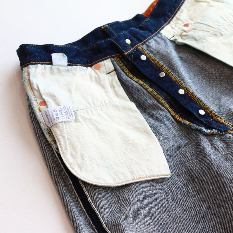 WORKERS ワーカーズ Lot 801 Straight Jeans ストレートジーンズ