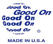 Good On グッドオン ROUGH 1/2 ZIP PULLOVER HOOD SWEAT ハーフジッププルオーバーパーカー