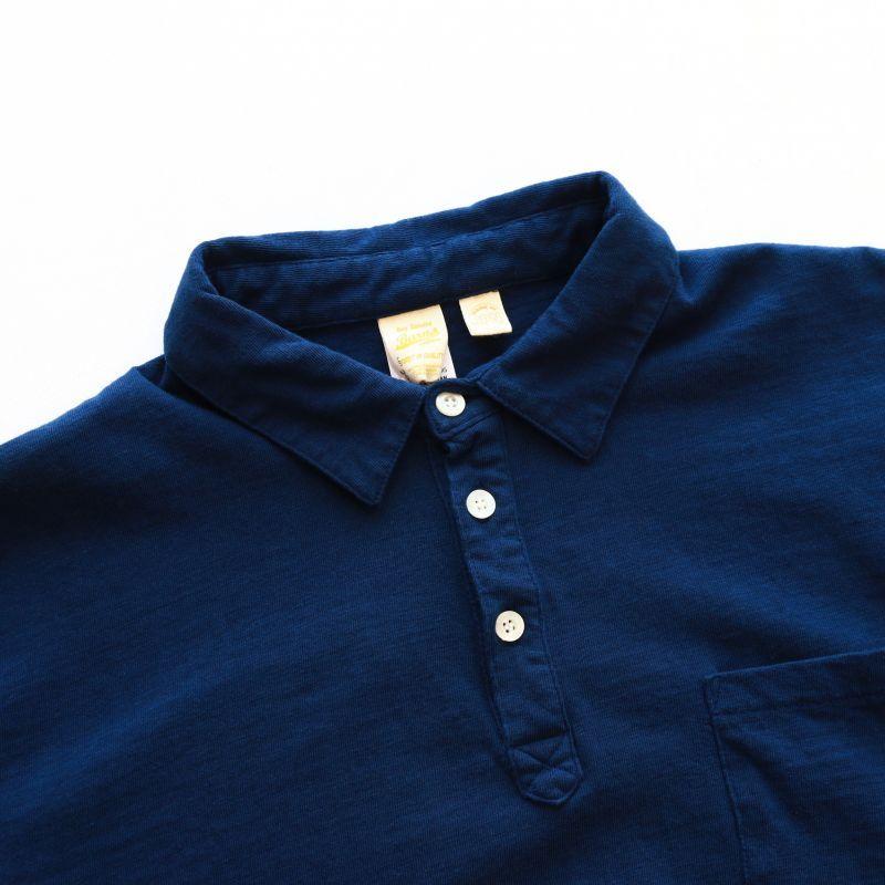 バーンズアウトフィッターズ BARNS OUTFITTERS POLO SHIRTS ポロシャツ
