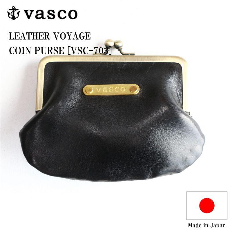 vasco ヴァスコ LEATHER VOYAGE COIN PURSE レザーボヤージュコインパース