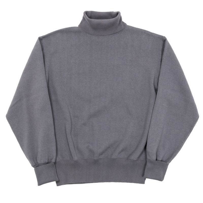 WORKERS ワーカーズ FC Knit, Heavy Weight, Turtleneck FCニット へヴィーウェイトタートルネック
