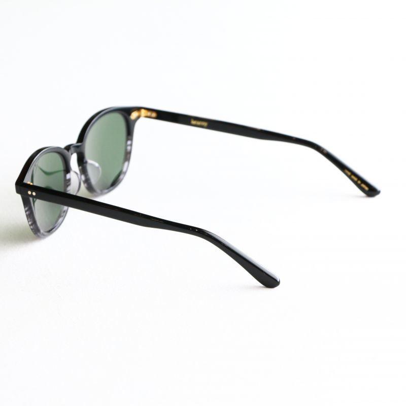 kearny カーニー coit コイト セルロイド眼鏡 ブラック×パープル サングラス