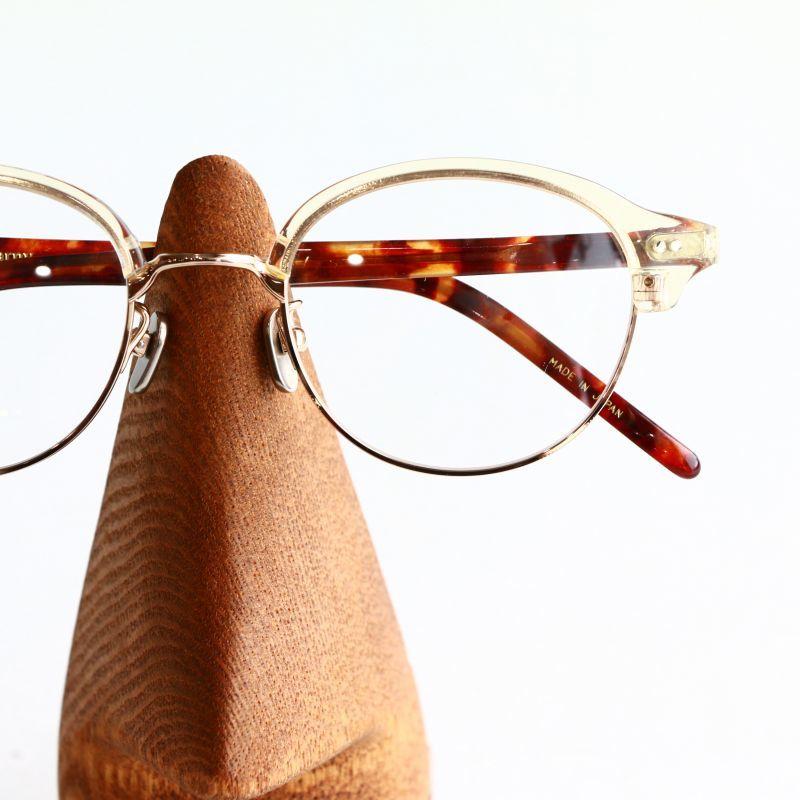 カーニー kearny  sirmont brow サーモントブロー セルロイド眼鏡 クリアイエロー×鼈甲