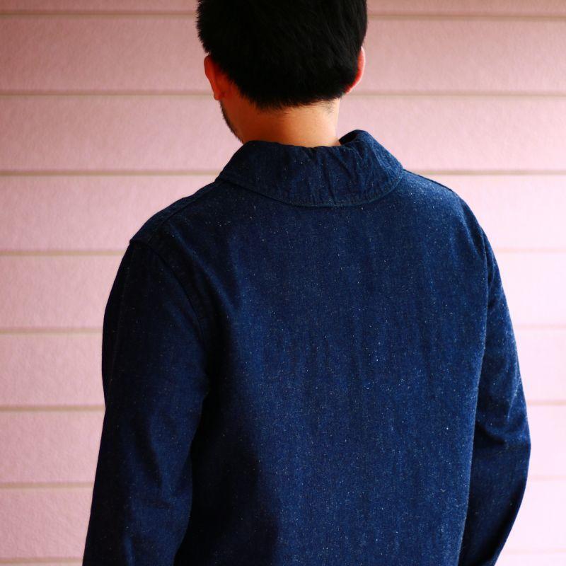 TCB jeans TCBジーンズ SEAMENS Jumpers シーマンズ デッキジャケット