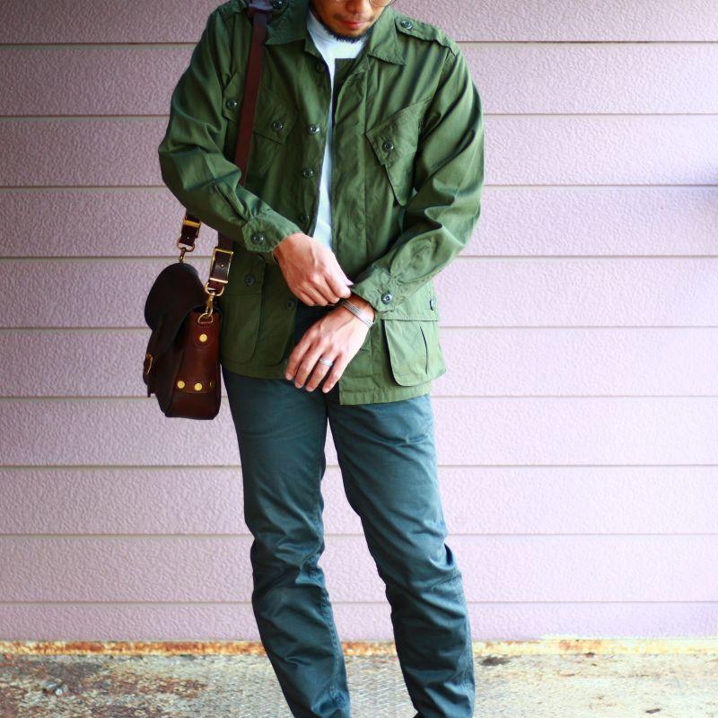 Buzz Rickson's バズリクソンズ COAT MAN'S COMBAT TROPICAL ジャングルファティーグジャケット
