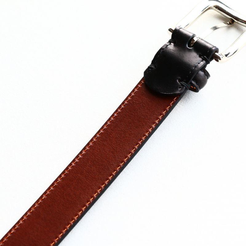 WHEEL ROBE ウィールローブ ORIGINAL DRESS BELT 30mm オリジナルドレスベルト ブラック Qurious キュリアス 新潟 通販