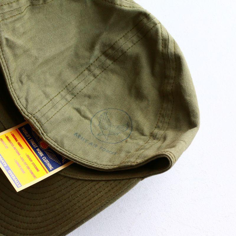 Buzz Rickson's バズリクソンズ CAP MECHANICS TYPE A-3 HBT メカニックキャップ