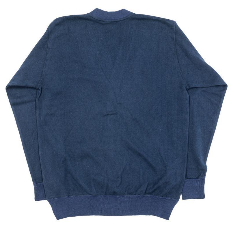 WORKERS ワーカーズ FC high gauge Knit, Cardigan, Navy FCハイゲージニットカーディガン ネイビー